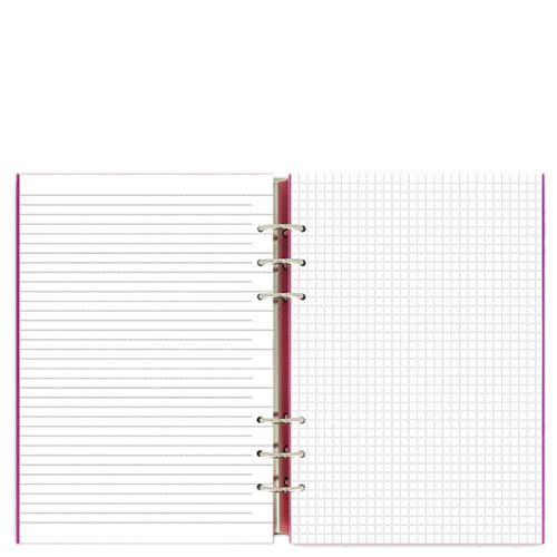 Органайзер Filofax ClipBook A5 Classic со съемными бланками розового цвета, фото