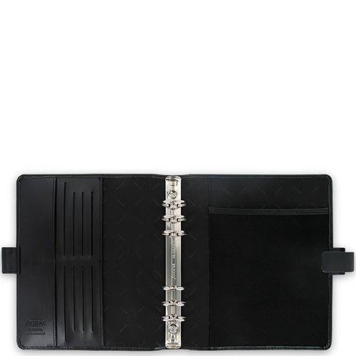 Функциональный органайзер Filofax А5 Metropol черный, фото