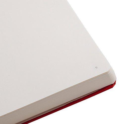 Средняя записная книжка Leuchtturm1917 Неон  цвета фуксии без разметки, фото