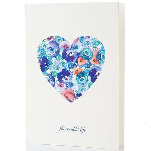 Набор из 3 тетрадей Chicardi Flowers Blue, фото