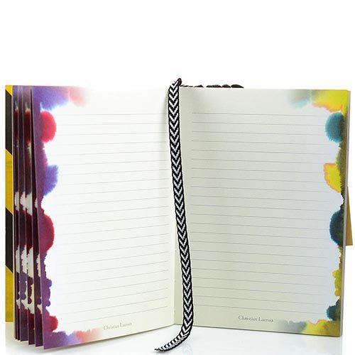 Блокнот Christian Lacroix Papier I Wish формата А6 с лентой-закладкой, фото