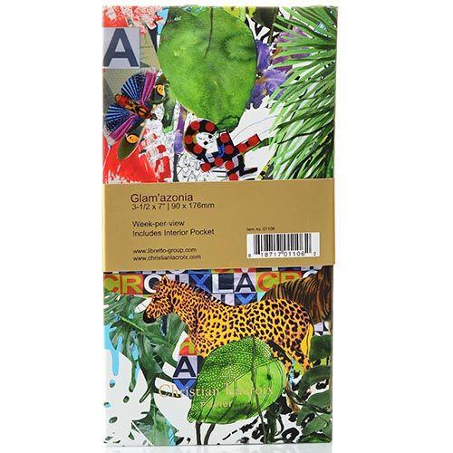 Ежедневник Christian Lacroix Papier Glamazonia на 2015 год с лентой-закладкой, фото