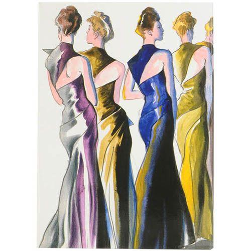 Блокнот The Metropolitan Museum of Art Evening Dresses формата А5, фото