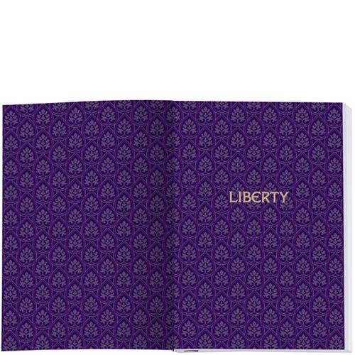Блокнот Liberty Tanjore Lotus формата А5, фото