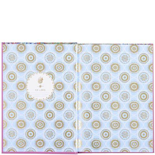 Блокнот Liberty Paisley Scallops формата А5, фото