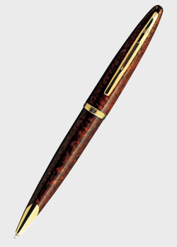 Шариковая ручка Waterman Carene Amber Marine, фото