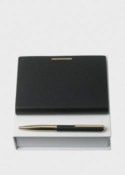 Набор Nina Ricci Barrette Noir из блокнота и ручки , фото