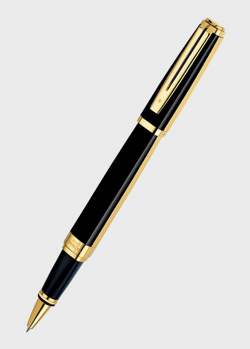 Ручка-роллер Waterman Exception Night/Day Gold GT, фото