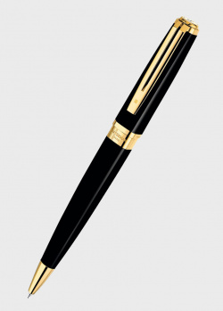 Ручка-роллер Waterman Exception Slim Black GT, фото