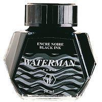 Чернила Waterman черные, фото