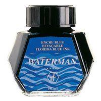 Чернила Waterman синие, фото