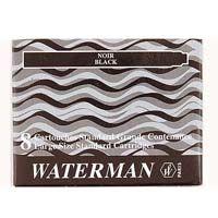 Картриджи Waterman черные, фото