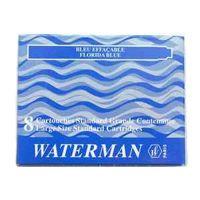 Картриджи Waterman синие, фото