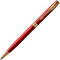 Шариковая ручка Parker Sonnet 17 Slim Intense Red, фото