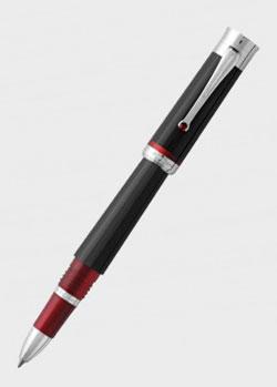 Ручка-роллер Montegrappa Desiderio Black and Red, фото