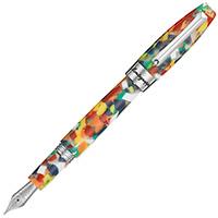 Перьевая ручка Montegrappa Fortune Mosaico Kandinsky с пером из стали, фото