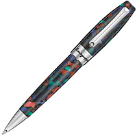 Шариковая ручка Montegrappa Fortune Mosaico Aurora Borealis (Northern Lights), фото
