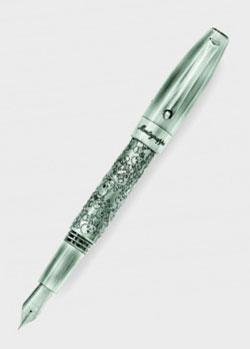 Перьевая ручка Montegrappa Merry Skull Silver, фото