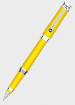 Перьевая ручка Montegrappa Parola из нержавеющей стали, фото