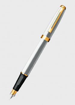 Перьевая ручка Sheaffer Prelude Brushed Chrome GT, фото