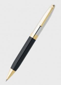 Шариковая ручка Sheaffer Legacy Black Laque / Palladium GT, фото