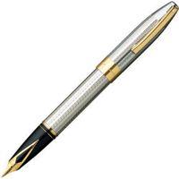 Серебряная перьевая ручка Sheaffer Legacy Sterling Silver GT, фото