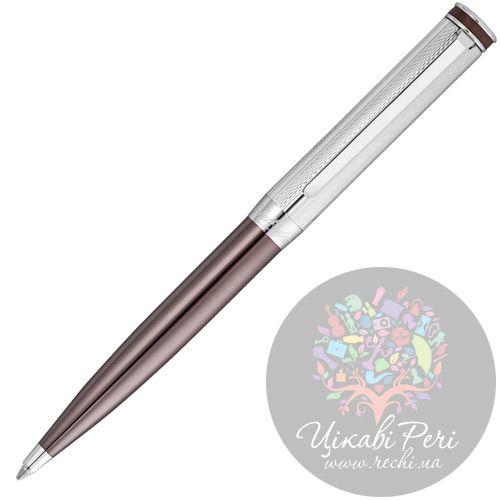 Серебряная шариковая ручка Waldmann Edelfeder, фото