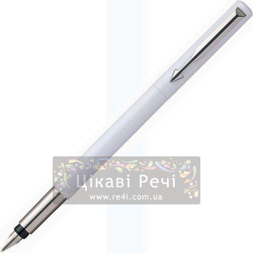 Перьевая ручка Parker Vector Standart White, фото