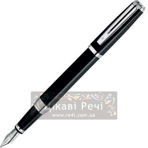 Перьевая ручка Waterman Exception Night/Day Black ST, фото