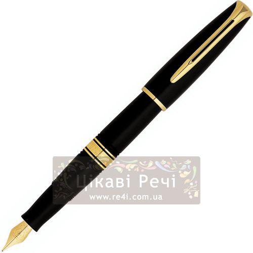 Перьевая ручка Waterman Charleston GT Black, фото