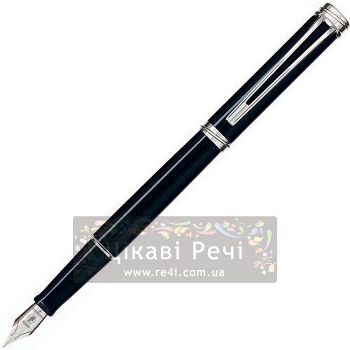 Перьевая ручка Waterman Harmonie Black CT, фото