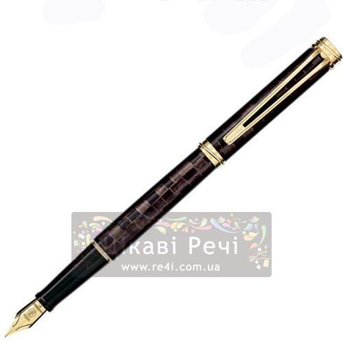 Перьевая ручка Waterman Harmonie Brown GT, фото