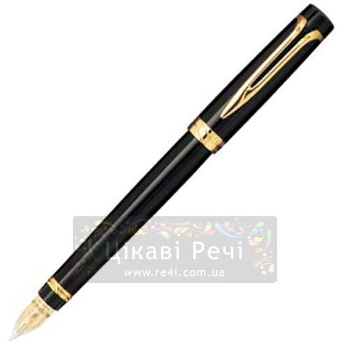 Перьевая ручка Waterman Liasion Black, фото