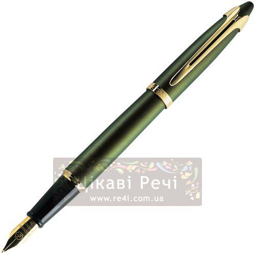 Перьевая ручка Waterman ICI & LA GT Khaki, фото