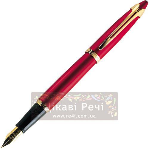 Перьевая ручка Waterman ICI & LA GT Red, фото
