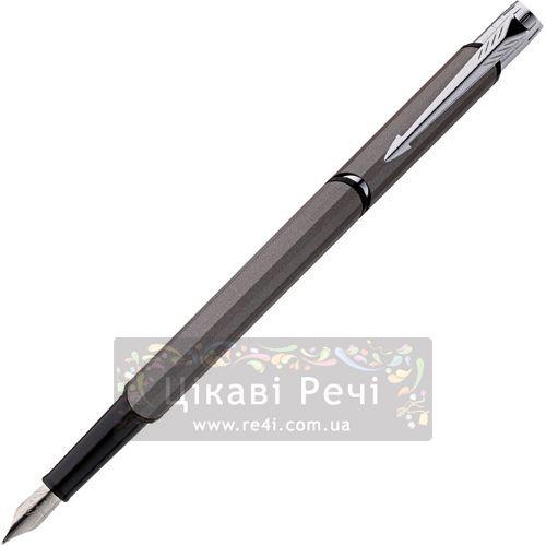 Перьевая ручка Parker Facet Gray CT, фото