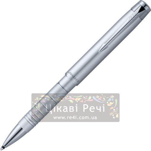 Многофункциональный инструмент: Шариковая ручка и стилус Parker Esprit Matte Chrome CT, фото