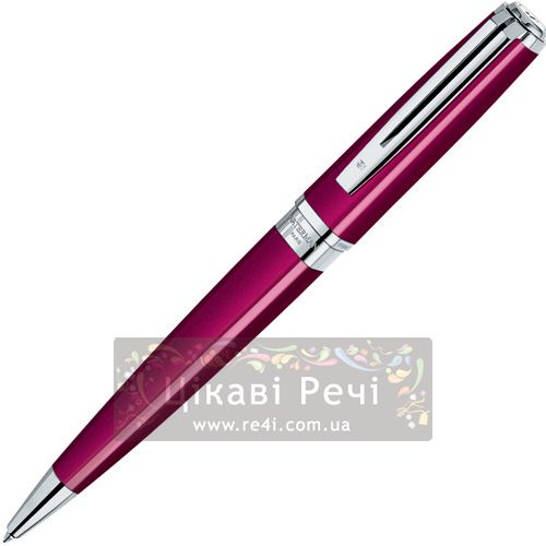 Шариковая ручка Waterman Exception Slim Raspberry ST, фото