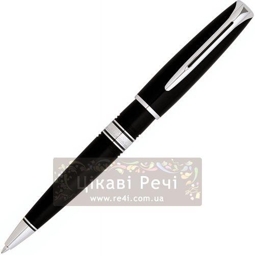 Шариковая ручка Waterman Charleston CT Black, фото