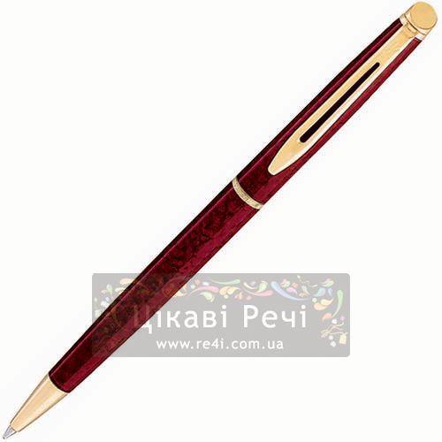 Шариковая ручка Waterman Hemisphere Marblad Red, фото