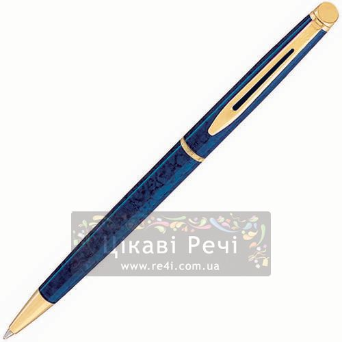 Шариковая ручка Waterman Hemisphere Marblad Blue, фото
