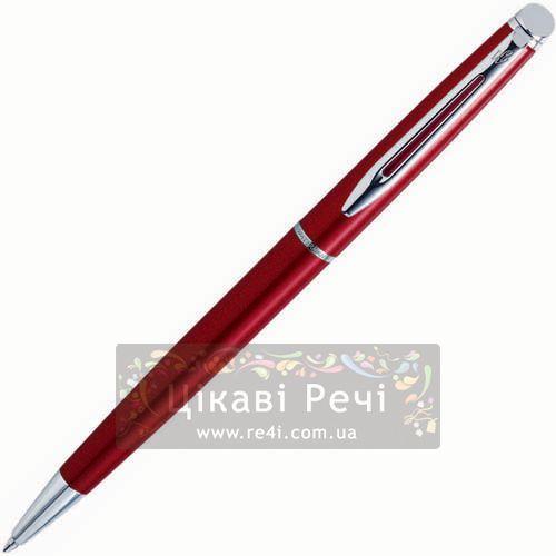 Шариковая ручка Waterman Hemisphere Comet Red CT, фото