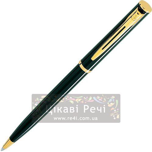 Шариковая ручка Waterman Apostrophe GT Black, фото