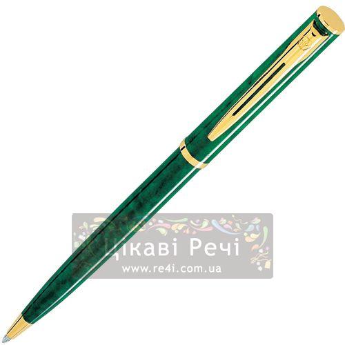 Шариковая ручка Waterman Apostrophe GT Green, фото