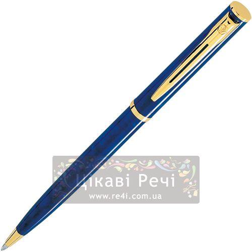 Шариковая ручка Waterman Apostrophe GT Blue, фото