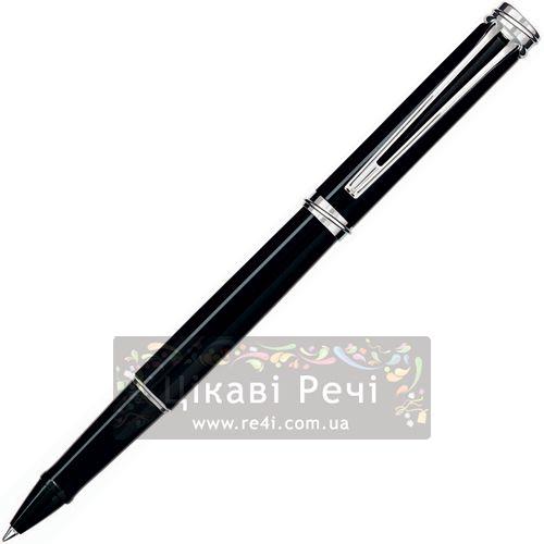 Ручка-роллер Waterman Harmonie Black CT, фото