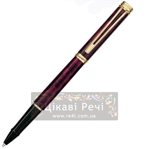 Ручка-роллер Waterman Harmonie Red GT, фото
