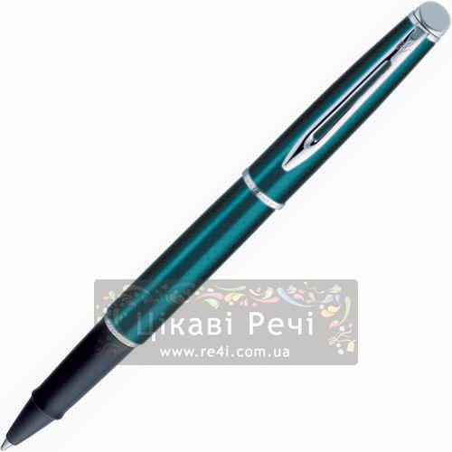 Ручка-роллер Waterman Hemisphere Metallic Blue CT, фото