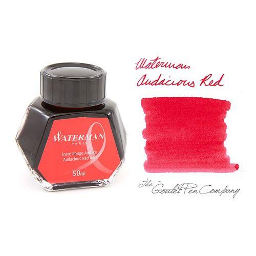 Чернила Waterman красные, фото
