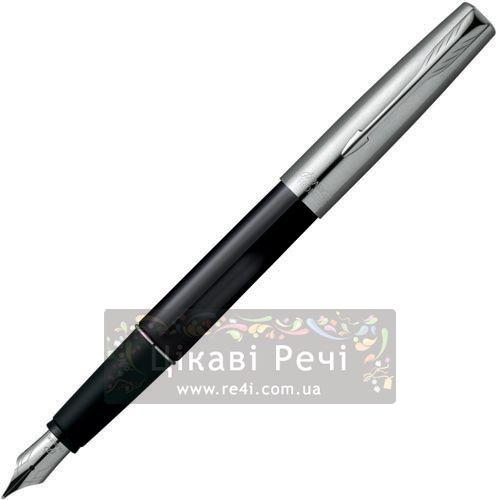 Перьевая ручка Parker Frontier Translucent Black, фото